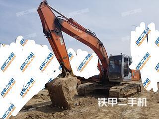 日立EX210LC-5挖掘机