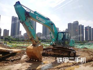 神钢SK210LC-10挖掘机