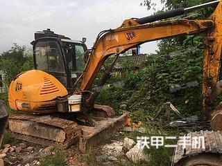杰西博JCB60挖掘机