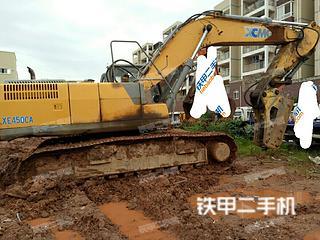 徐工XE370CA挖掘机