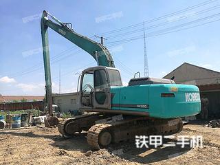神钢SK250LC挖掘机