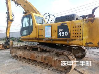 山河智能ZYJ460B-II压桩机