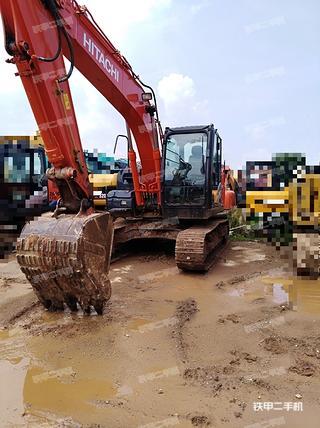 日立ZX130-5A挖掘机