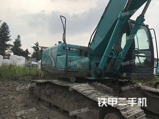 神钢SK210挖掘机