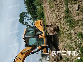 三一重工SY155C挖掘机