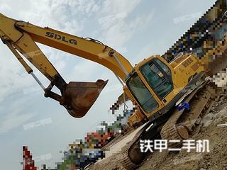 临工LG6210挖掘机