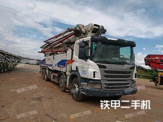 中聯重科ZLJ5430THBK56X-6RZ泵車實拍圖片