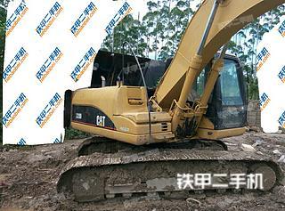 卡特彼勒320D挖掘机