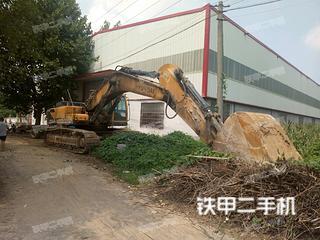 现代R485LVS挖掘机