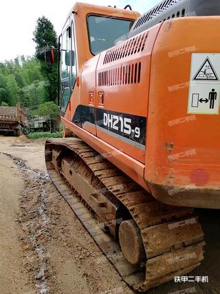 斗山DH215-9E挖掘机