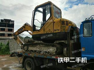 彭浦SW60E挖掘机
