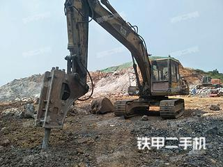 卡特彼勒E200B挖掘机