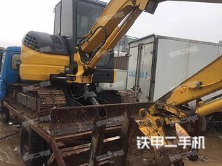 神钢SK55SRX-6挖掘机