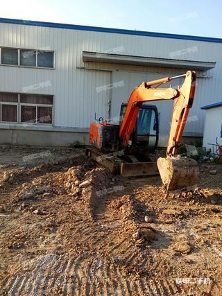 日立EX60LC-5挖掘机