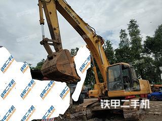 小松PC300-6挖掘机