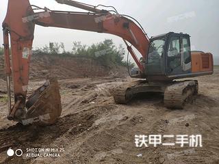日立ZX210H-3挖掘机
