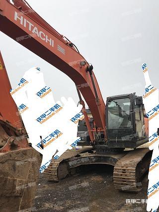 日立ZX260LCH-5A挖掘机