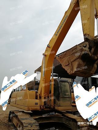 柳工CLG925D挖掘机