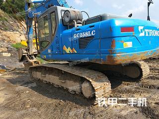 山重建机GC258LC-8