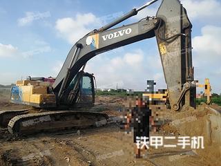 沃尔沃EC300DL挖掘机