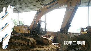 柳工CLG922D挖掘机