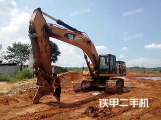 卡特彼勒349D挖掘机