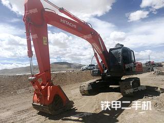 日立ZX240-3进口挖掘机