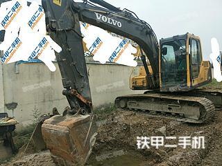 沃尔沃EC140BLC挖掘机