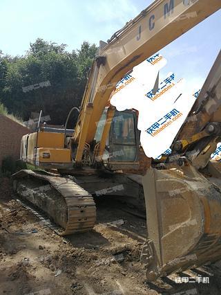 山重建机JCM924D挖掘机