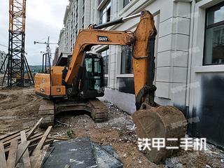 三一重工SY95C挖掘机