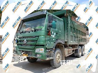 北奔重汽4X2工程自卸车