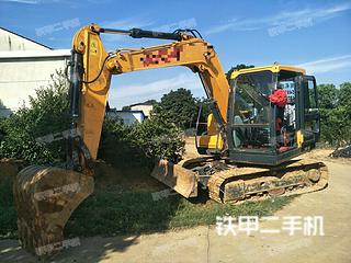 现代R75BVS挖掘机