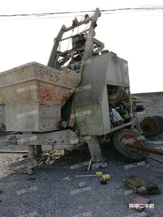 北山機械HBT60-13-90S拖泵實拍圖片
