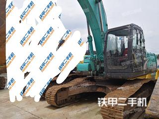 神钢SK260LC-8挖掘机