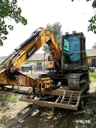 三一重工SY75C-9挖掘机