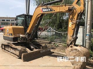 三一重工SY60C挖掘机