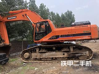 斗山DH500G挖掘机