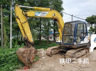神钢SK60-3挖掘机