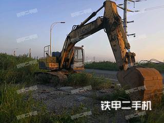 玉柴YC230LC-8挖掘机