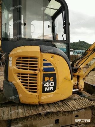 小松PC50MR-2挖掘机