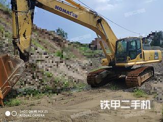 小松PC450-8挖掘机