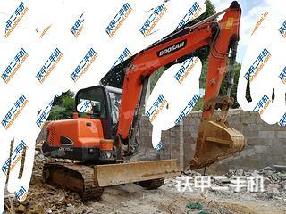 斗山DX60-9挖掘机