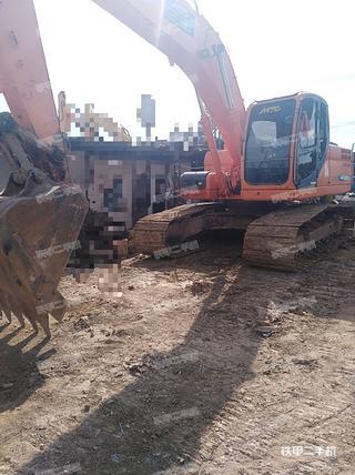 斗山DX225LCB挖掘机