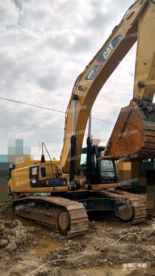 卡特彼勒349D2L挖掘机