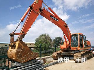 斗山DH258-7挖掘机