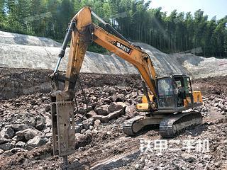 三一重工SY195C挖掘机