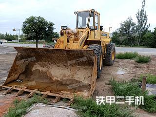 甘肃-兰州市二手柳工ZLC50C装载机实拍照片