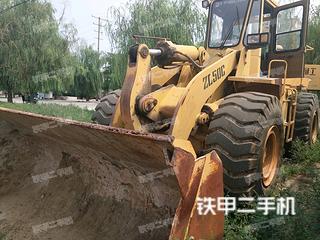 内蒙古-包头市二手柳工ZL50C巨无霸装载机实拍照片