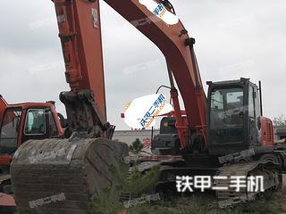 内蒙古-包头市二手日立ZX270-3挖掘机实拍照片
