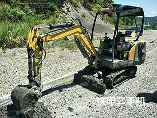 正泰機械ZTW15-8挖掘機實拍圖片
